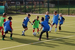 Football Coaching Norfolk